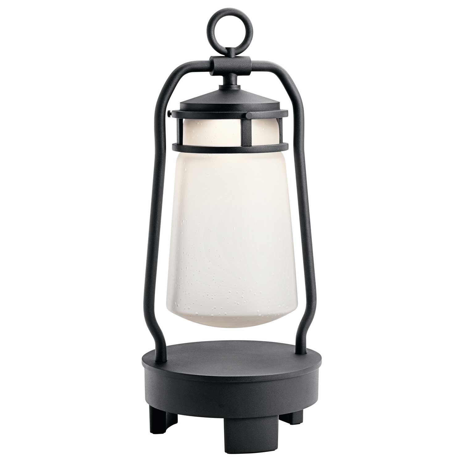 Kichler Lyndon Portable Bluetooth  Outdoor LED Lantern