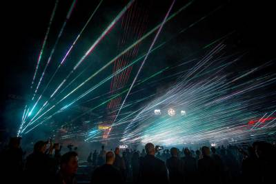 ER Productions Sets Guinness World Record™ for Largest Laser Light Show
