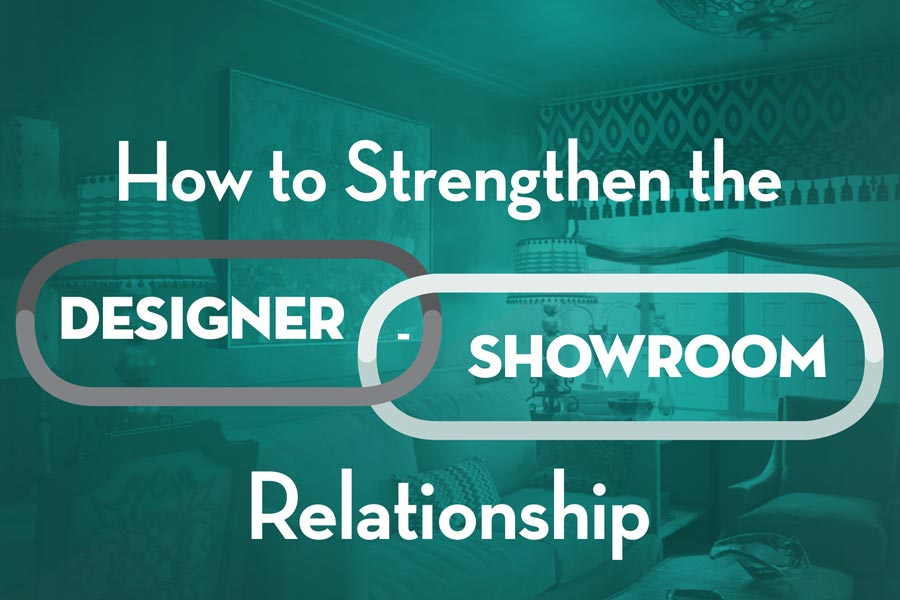 Designer-Showroom Relationship