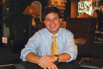 Designer David Bellwoar