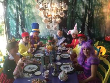 Designers Judy Ziccardi Mad Tea Party
