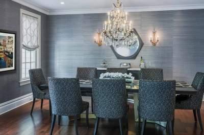 Designers Maria Viola Kuttruff Dining Room