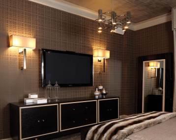 Designers Robin Baron Bedroom