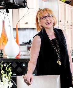 Designer Robin Baron