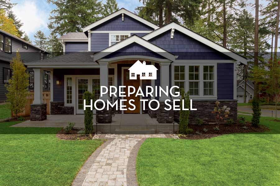 Preparing Homes to Sell