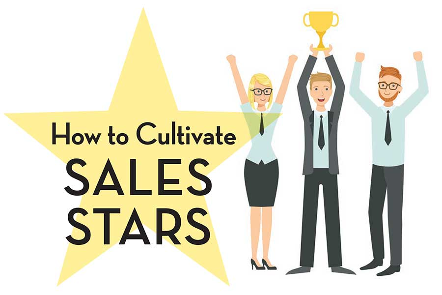 How to Cultivate Sales Stars