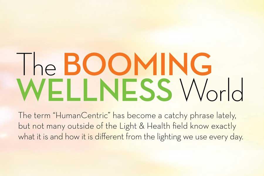 The Booming  Wellness World