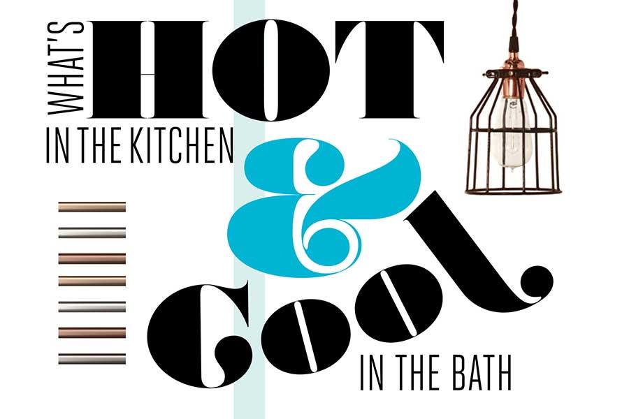 Top Kitchen & Bath Trends