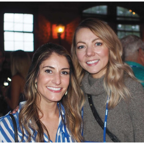It was the first ALA Conference for Amy Freeman and Seana Ruppert of the Dallas Market Center.