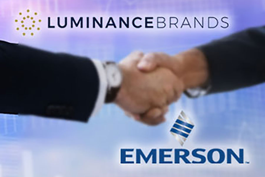 Emerson Ceiling Fans Joins Luminance