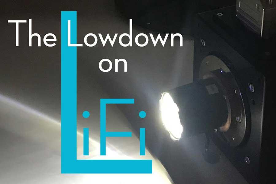 The Lowdown on LiFi
