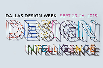 Dallas Design Week Events Announced