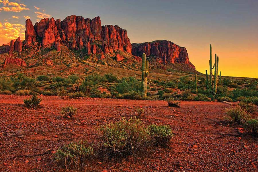 Heating Things Up in Arizona