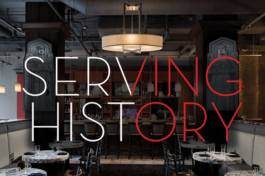 Serving History