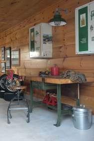 Garage Work Station