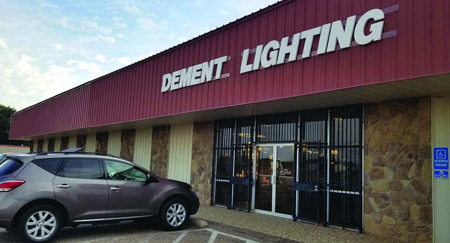 Dement Lighting: Lubbock, Texas