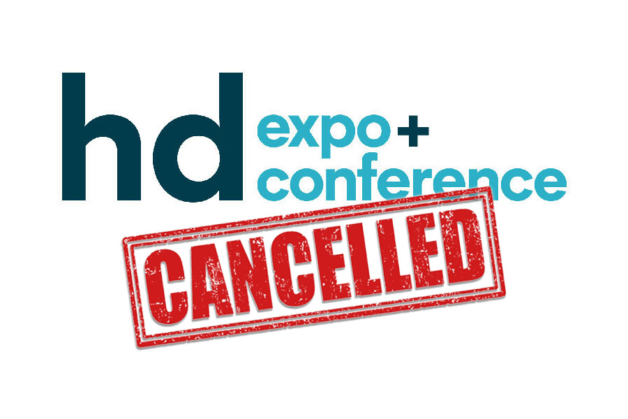 HD Expo + Conference Is Cancelled