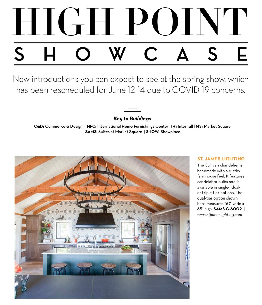HIgh Point Spring Market 2020