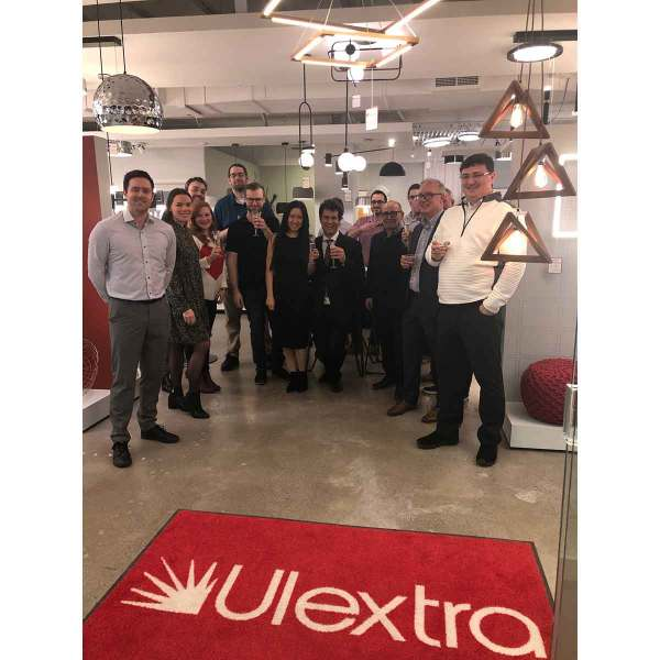 Ulextra celebrated an expanded showroom at TM 4517