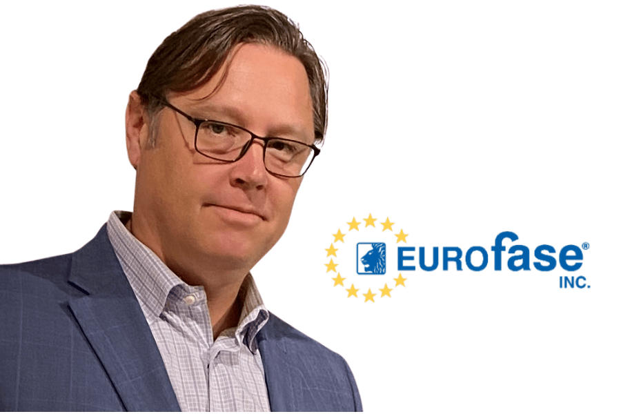 EUROFASE HIRES NEW NATIONAL SALES MANAGER
