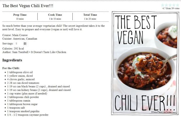 The Best Vegan Chili Ever!!!_3