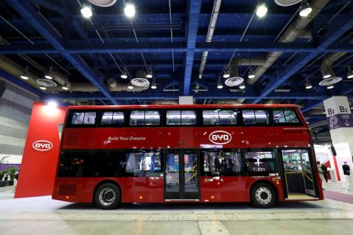 Electric Buses Are Hurting the Oil Industry_1