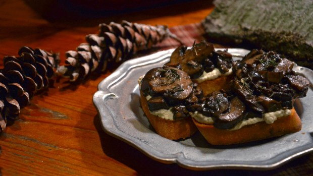 Mushroom Crostini with Lemon Rosemary Cashew Cream.jpg