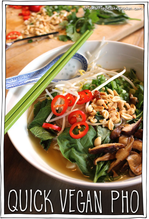 Quick-Vegan-Pho