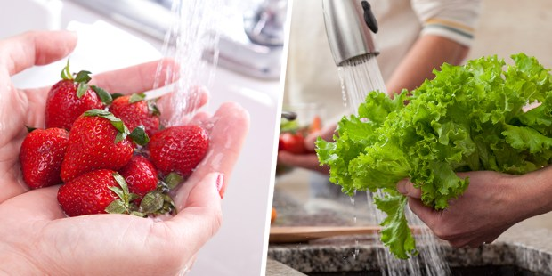 7 Tips for Cleaning Fruits Vegetables