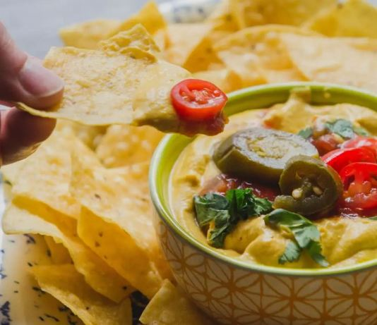 Recipe Creamy Vegan Queso Dip_1