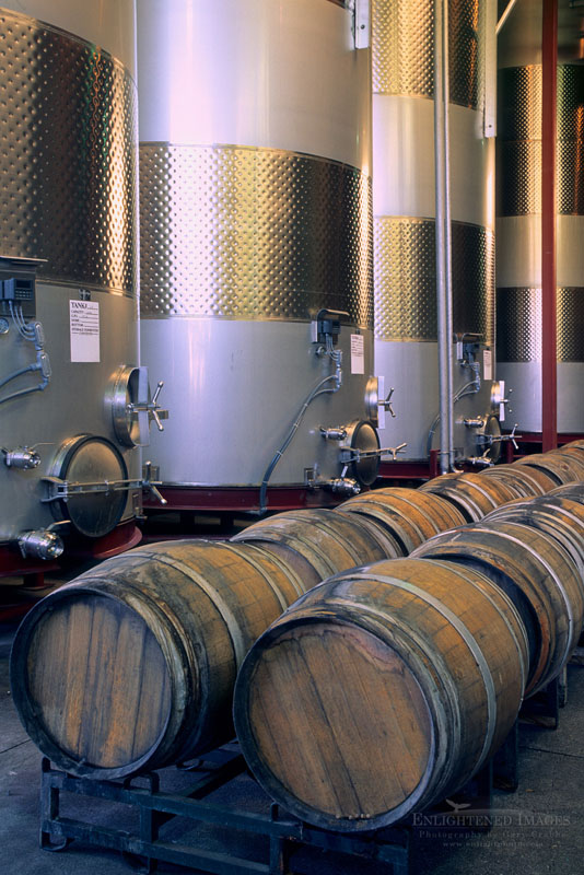 Photo: Wine Cave at Ironstone Vineyards, near Murphys, Calaveras County, California