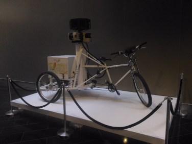 Google Street View Bicycle