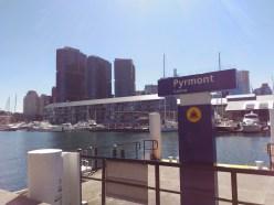 Pyrmont Bay