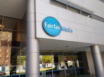 Second Google Sydney building, with Fairfax Media