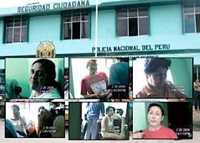 Detenidos en la frontera
