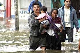 Temporal en Perú