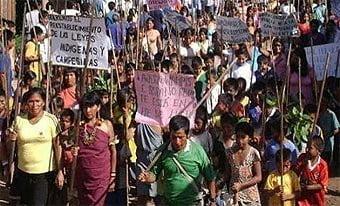 protestasindigenas