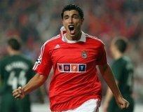 El paraguayo Cardozo anotó en el triunfo del líder Benfica