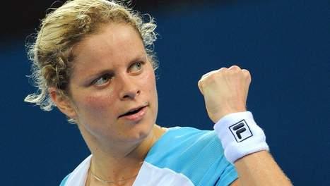 Clijsters deja a Wozniacki sin reinado en el ranking tenístico de damas