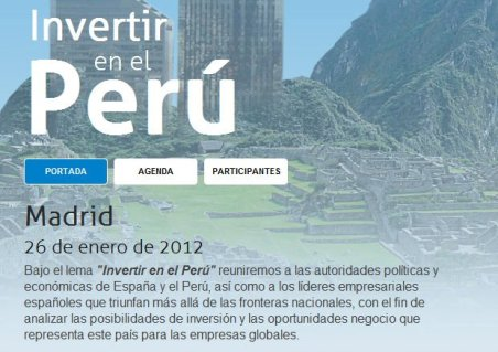 Importante evento convocado en España