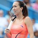 La serbia dominó a su rival y jugará en octavos con Wozniacki