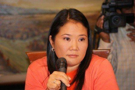 Keiko Fujimori: congresistas devolverán dinero de viaje