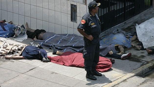 Saldo trágico de 26 fallecidos en centro de rehabilitación de SJL