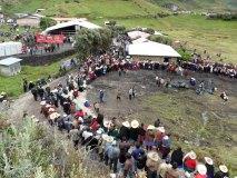 Protestas van a seguir en Cajamarca