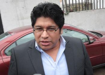 Congresista Rennan Espinoza