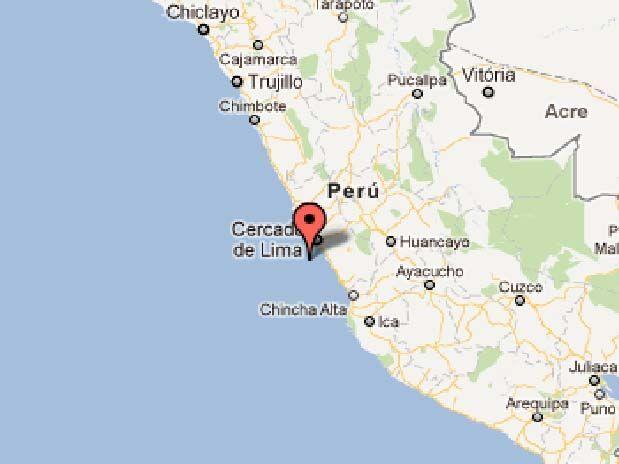 Sismos en Zorritos y el Callao se registraron iniciando el 2014