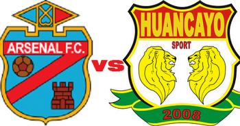 Sport Huancayo debuta hoy en Copa Libertadores enfrentando al Arsenal