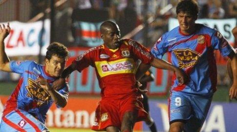 Sport Huancayo de Perú no tuvo nivel y fue eliminado de la Libertadores