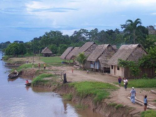 Bajo Huallaga (Imagen referencial)