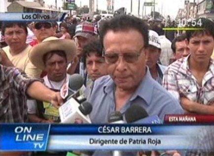 César Barrera Bazán (Canal N)